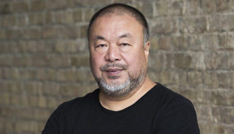 Ai Weiwei. Photo courtesy Ai Weiwei Studio.